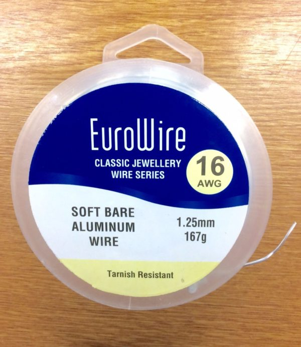 Armature Wire 1.25mm for sculptures, The Shire Workshops