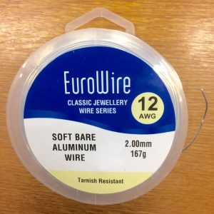Armature Wire 2mm for sculptures, The Shire Workshops