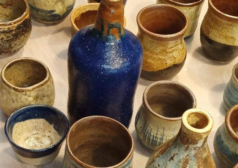 Pottery evening classes, The Shire Workshops